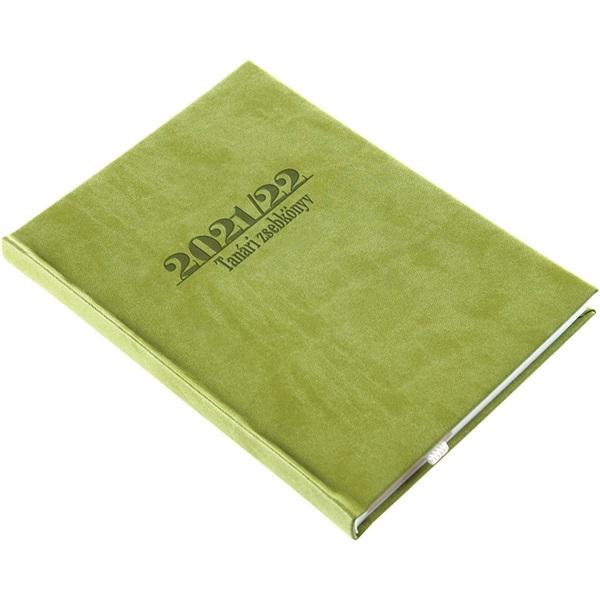 Realsystem zöld tanári zsebkönyv - 1