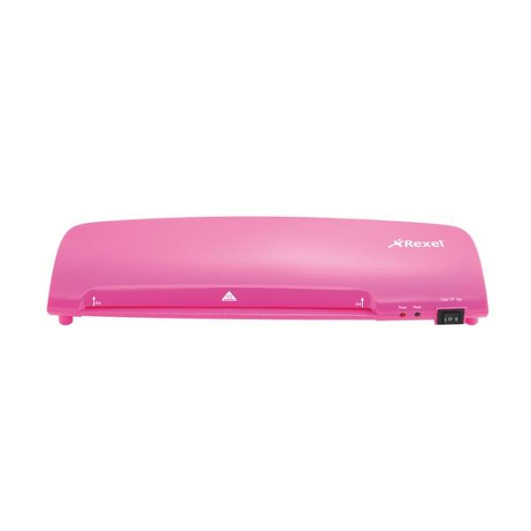 Rexel Joy A4 pink laminálógép - 1