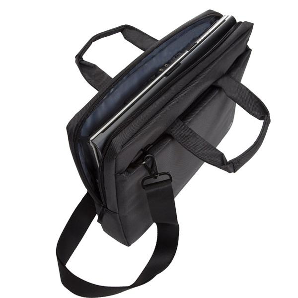 Rivacase 8231 15,6 fekete notebook táska - 4