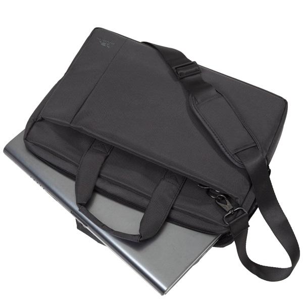 Rivacase 8231 15,6 fekete notebook táska - 5