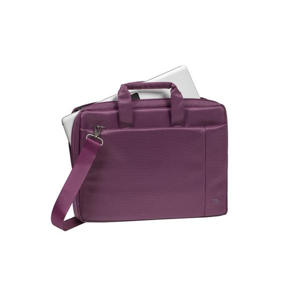 Rivacase 8231 15,6 lila notebook táska - 2