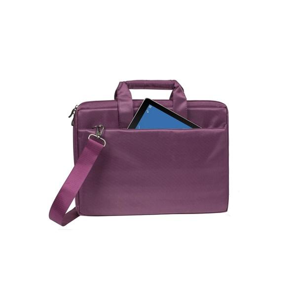 Rivacase 8231 15,6 lila notebook táska - 3