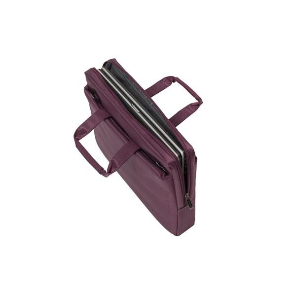 Rivacase 8231 15,6 lila notebook táska - 5