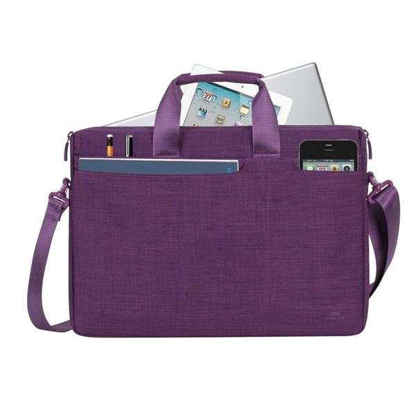 Rivacase 8335 Biscayne 15,6 lila notebook táska - 2