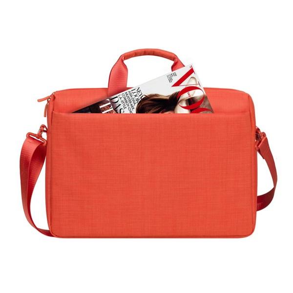 Rivacase 8335 Biscayne 15,6 narancssárga notebook táska - 2