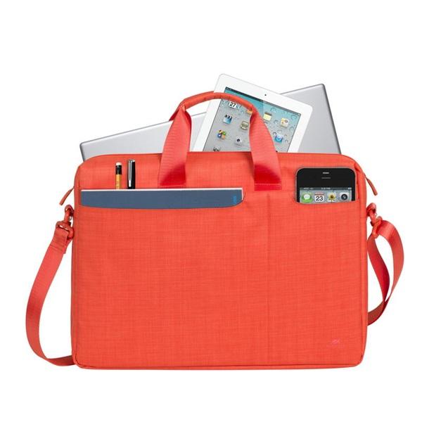 Rivacase 8335 Biscayne 15,6 narancssárga notebook táska - 3