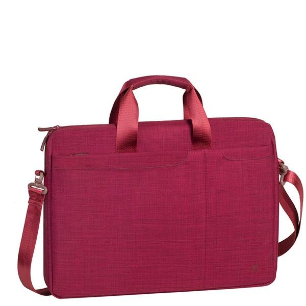 Rivacase 8335 Biscayne 15,6 piros notebook táska - 1