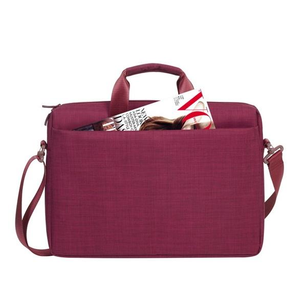 Rivacase 8335 Biscayne 15,6 piros notebook táska - 3
