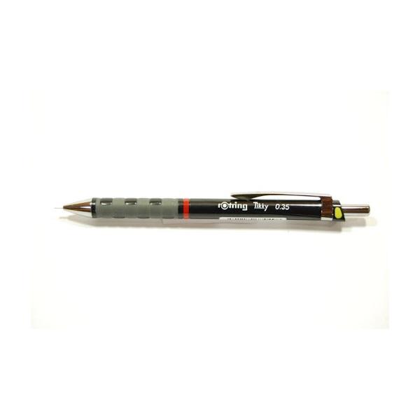Rotring Tikky T 0,35mm fekete nyomósirón - 1