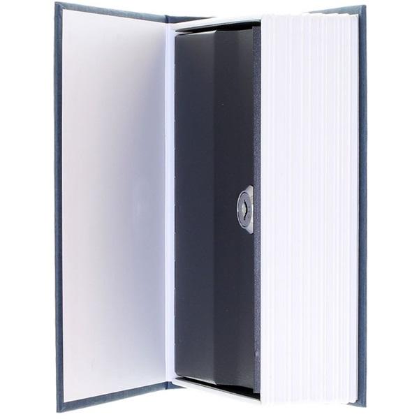 Rottner Book Case kék értéktároló könyv kazetta - 1