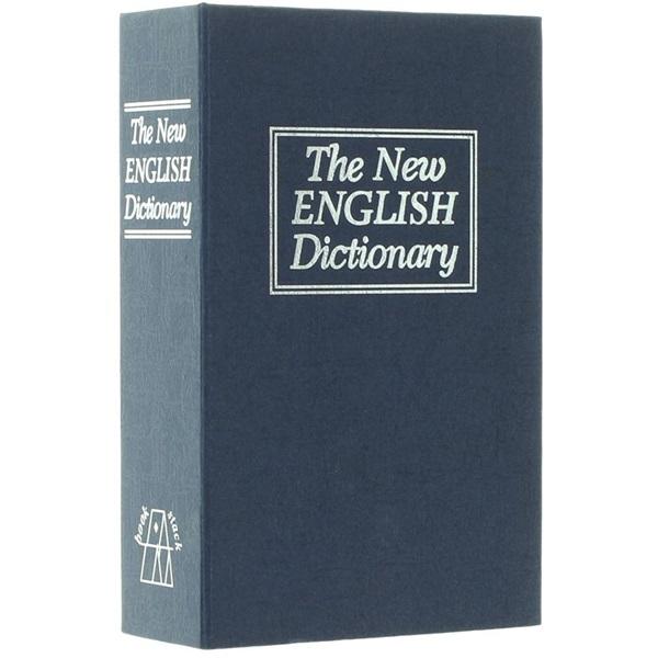Rottner Book Case kék értéktároló könyv kazetta - 2