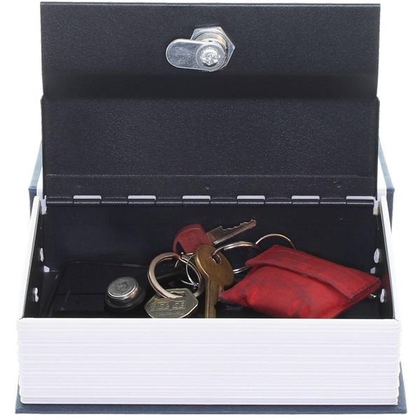 Rottner Book Case kék értéktároló könyv kazetta - 4