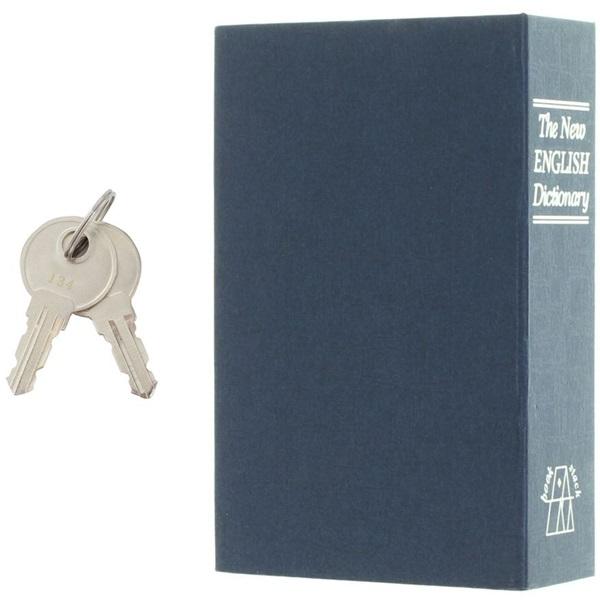 Rottner Book Case kék értéktároló könyv kazetta - 6