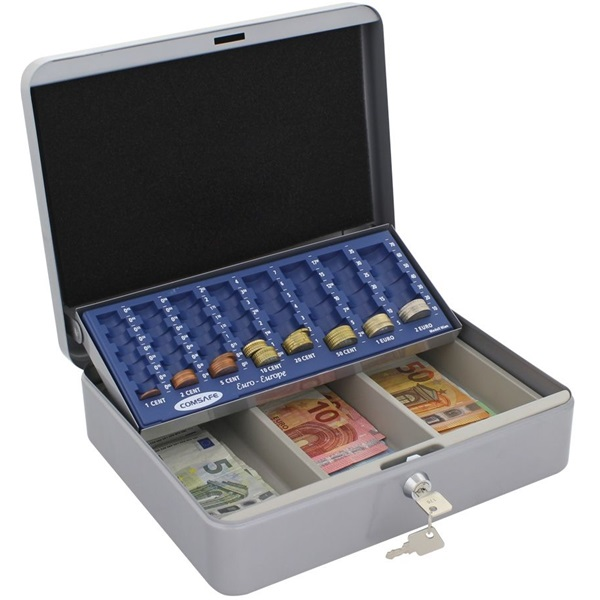 Rottner HomeStar Cash Euro ezüst pénzkazetta - 1