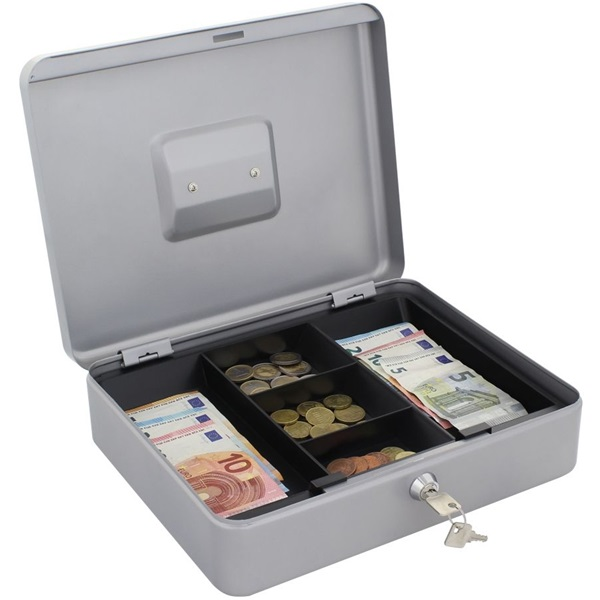 Rottner HomeStar Cash4 ezüst pénzkazetta - 2