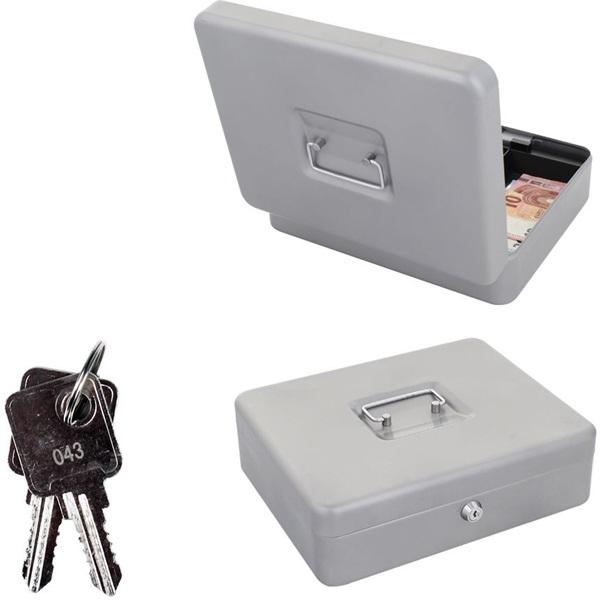 Rottner HomeStar Cash4 ezüst pénzkazetta - 5