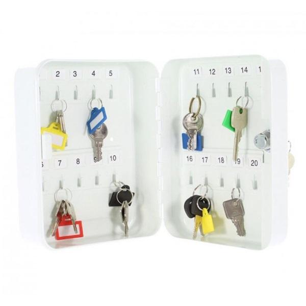 Rottner TS20 szürke kulcstartó szekrény - 4