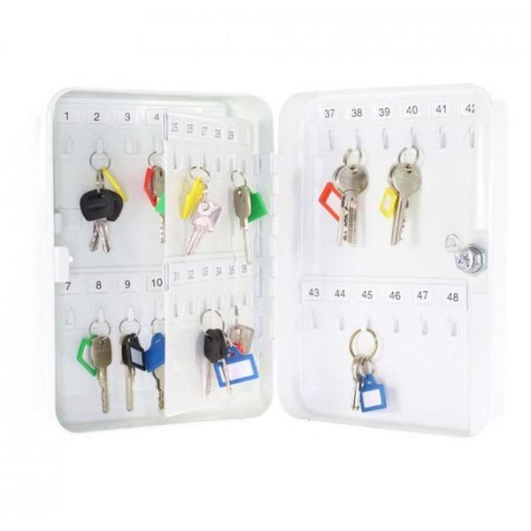 Rottner TS48 szürke kulcstartó szekrény - 4