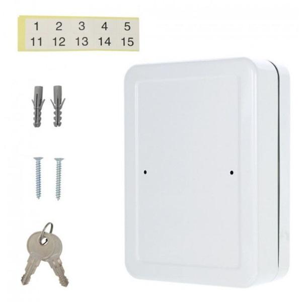 Rottner TS48 szürke kulcstartó szekrény - 6