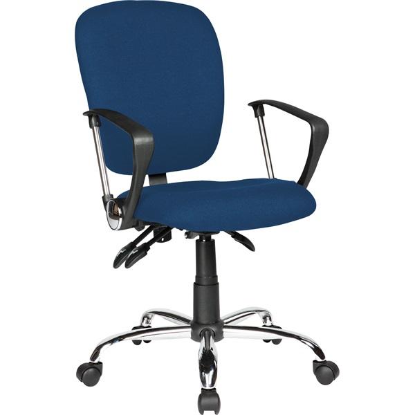 RS Atlas SY kék irodai munkaszék - 1