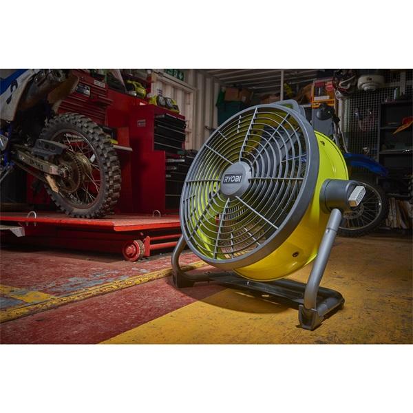 Ryobi R18F5-0 18 V padló ventilátor - 6