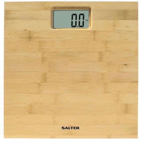 Salter 9086 Bamboo elektronikus személymérleg - 1