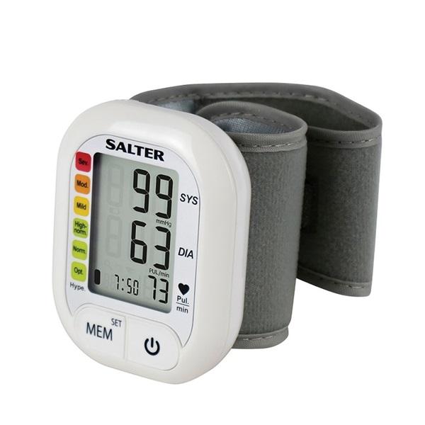Salter BPW-9101 automata csuklós vérnyomásmérő - 1