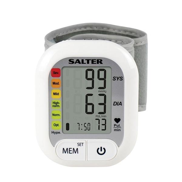 Salter BPW-9101 automata csuklós vérnyomásmérő - 2
