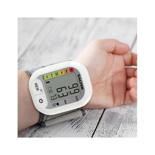 Salter BPW-9101 automata csuklós vérnyomásmérő - 3
