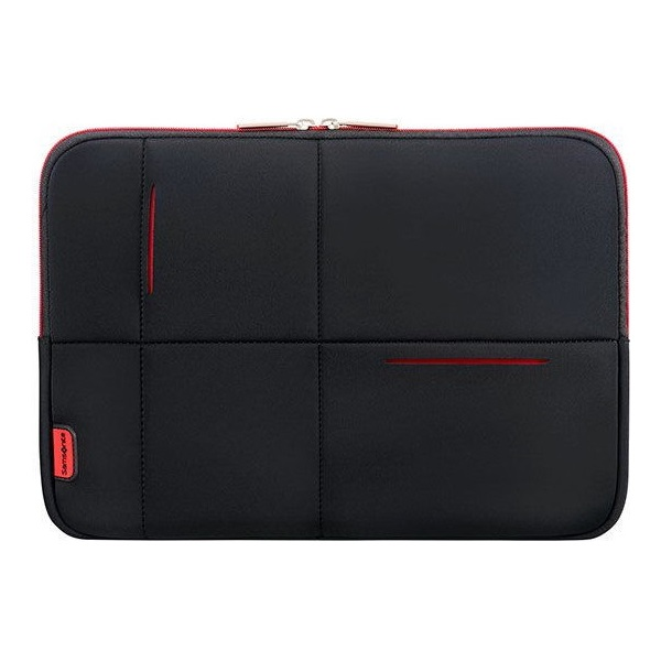 Samsonite AIRGLOW SLEEVES 14,1 fekete-piros notebook tok - 1