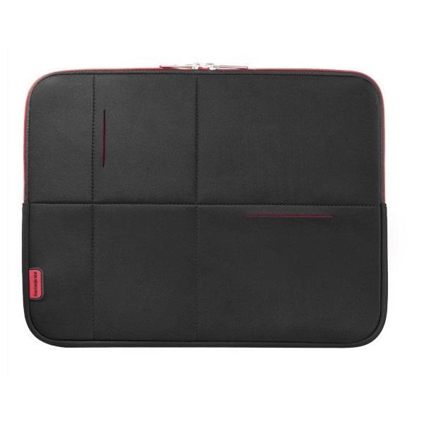 Samsonite AIRGLOW SLEEVES 15,6 fekete-piros notebook tok - 1