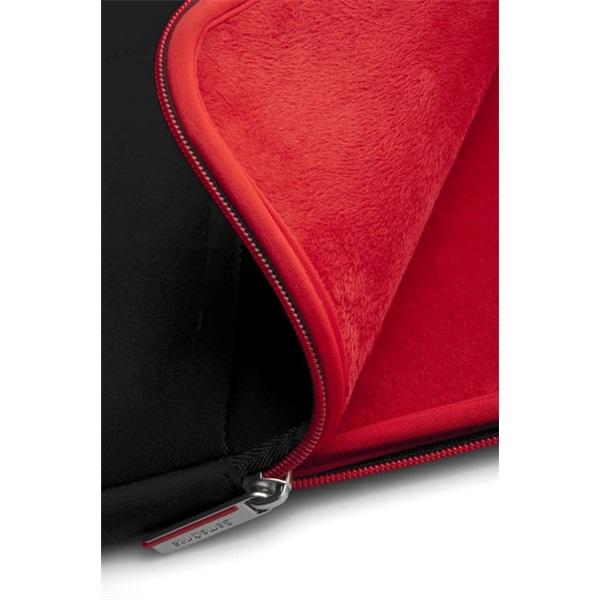 Samsonite AIRGLOW SLEEVES 15,6 fekete-piros notebook tok - 2