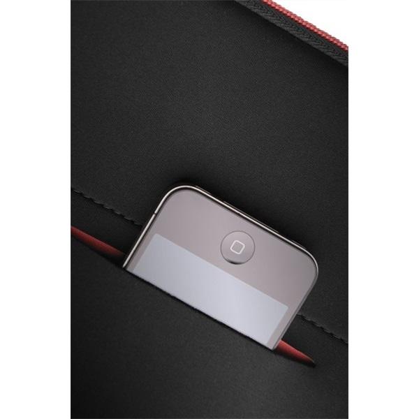Samsonite AIRGLOW SLEEVES 15,6 fekete-piros notebook tok - 3