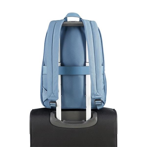 Samsonite NEFTI 14.1 holdfény kék/tengerész kék notebook táska - 3