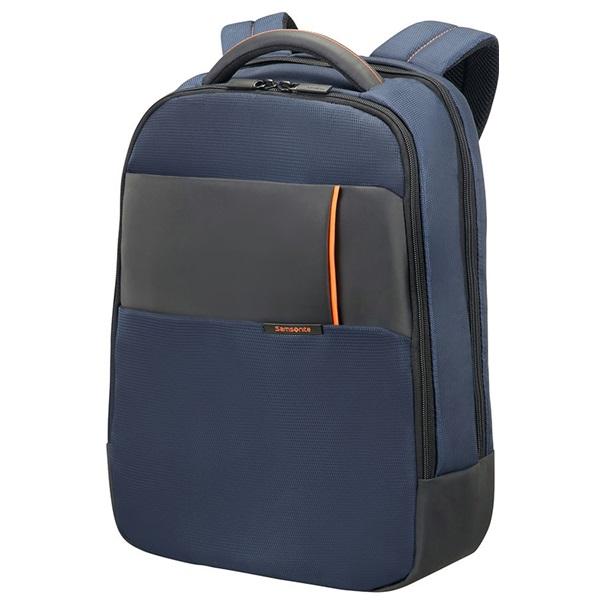 Samsonite QIBYTE 17,3 kék notebook hátizsák - 1