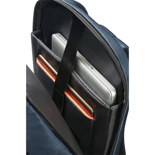 Samsonite QIBYTE 17,3 kék notebook hátizsák - 2