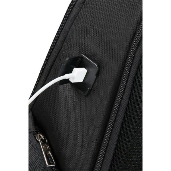 Samsonite Vectura Evo 14,1 fekete notebook hátizsák - 6