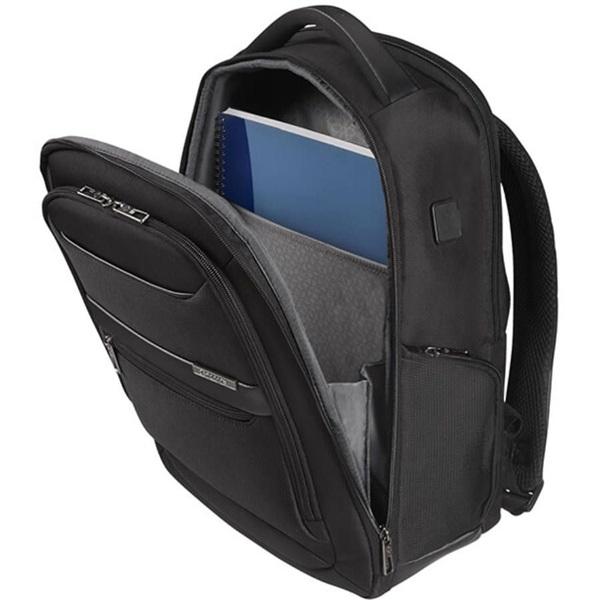 Samsonite Vectura Evo 15,6 fekete notebook hátizsák - 2