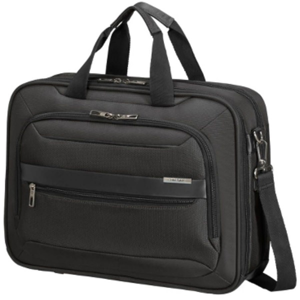 Samsonite Vectura Evo 15,6 fekete notebook táska - 1