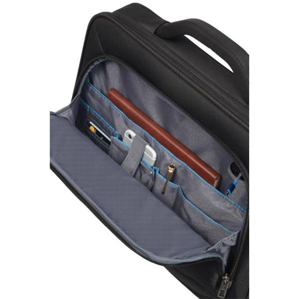 Samsonite Vectura Evo 15,6 fekete notebook táska - 4