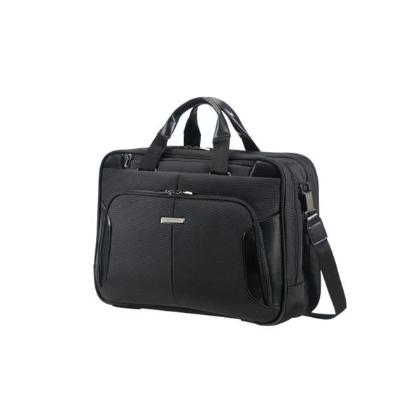 Samsonite XBR Bailhandle 3C 15,6 fekete notebook táska - 1