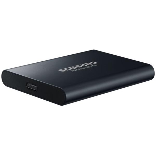Samsung 2048GB USB 3.1 (MU-PA2T0B/EU) fekete T5 külső SSD - 2