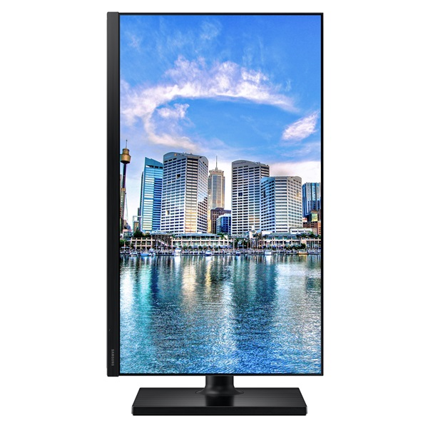 "Samsung 21,5"" F22T450FQR LED IPS HDMI fekete monitor - 9"