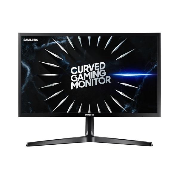 Samsung 23,5 C24RG50FQR LED 2HDMI Display port 144Hz ívelt kijelzős kék-szürke gamer monitor - 1