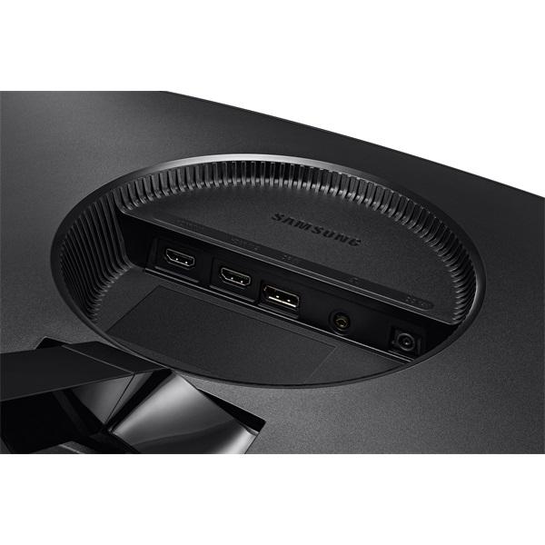 Samsung 23,5 C24RG50FQR LED 2HDMI Display port 144Hz ívelt kijelzős kék-szürke gamer monitor - 7