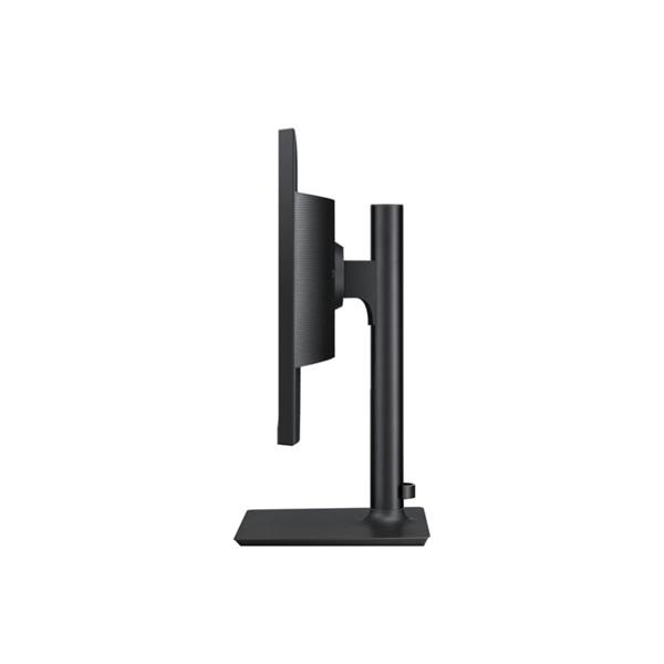 Samsung 24 F24T650FYR LED IPS HDMI Display port kékes sötétszürke monitor - 3
