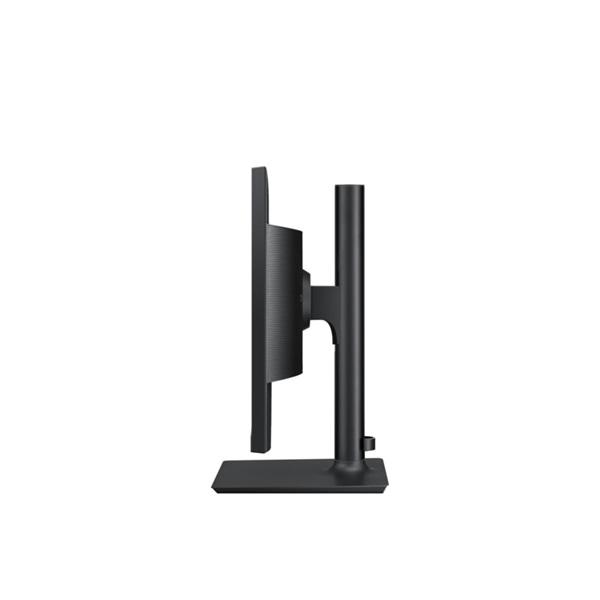Samsung 24 F24T650FYR LED IPS HDMI Display port kékes sötétszürke monitor - 4