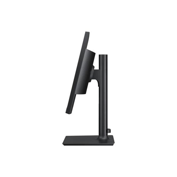 Samsung 24 F24T650FYR LED IPS HDMI Display port kékes sötétszürke monitor - 7