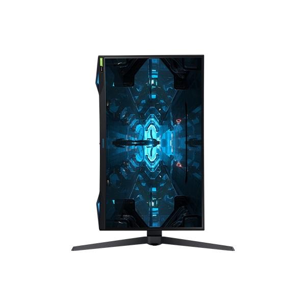 Samsung 26,9 C27G75TQSR QLED WQHD HDMI 2Display port 240Hz ívelt kijelzős monitor - 8