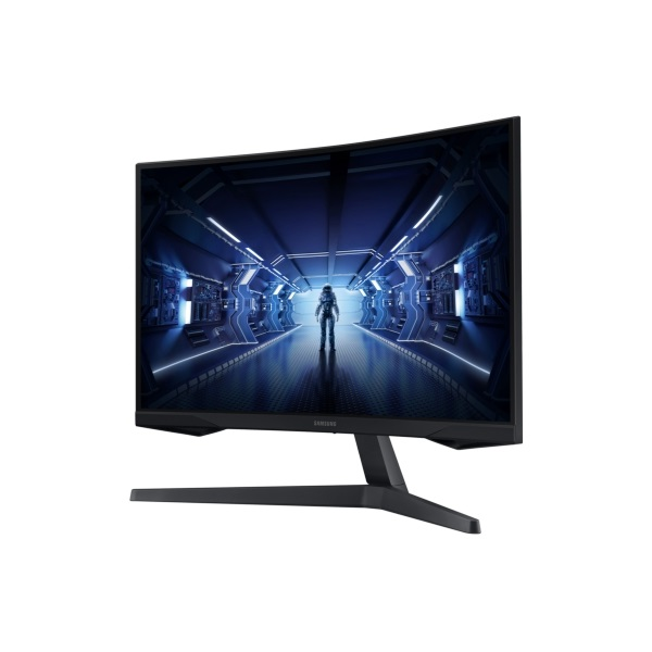 Samsung 27 C27G55TQWR WQHD HDMI Display port 144Hz ívelt kijelzős monitor - 3